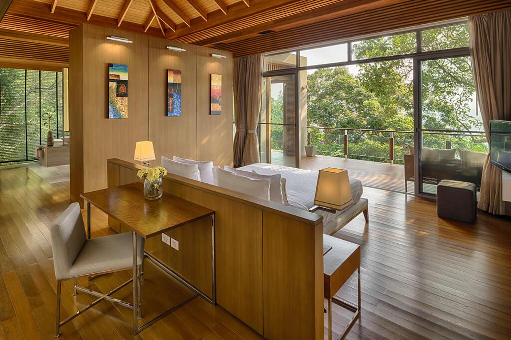 Baan Banyan - Suite Room 2 interior