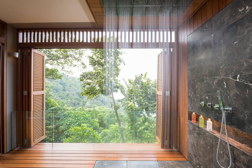 Baan Banyan - Suite Room 1 Rainshower
