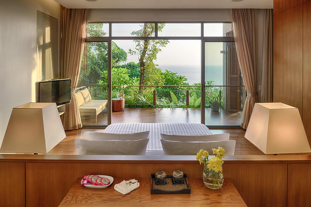 Baan Banyan - Suite Room 3 Interior alternative view