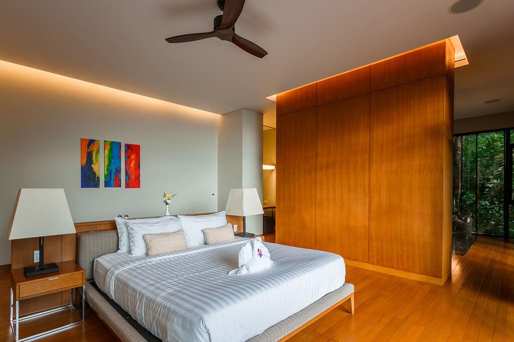 Baan Banyan - Suite Room 4 interior
