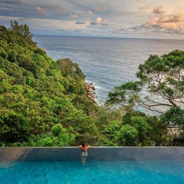 Baan Banyan - Pool with a view