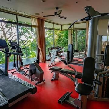 Baan Banyan - Fully equipped gym