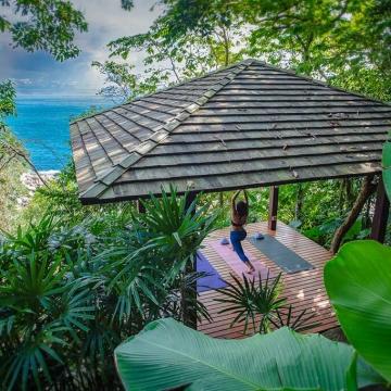 Baan Banyan - Yoga Sala surrounded by nature